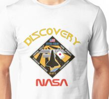 STS-124 Discovery Mission Logo Unisex T-Shirt