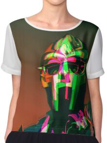 MF DOOM Vector art Chiffon Top