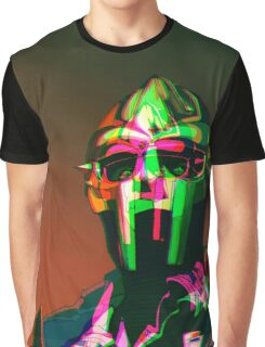 MF DOOM Vector art Graphic T-Shirt