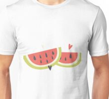 Watermelon Pattern Unisex T-Shirt