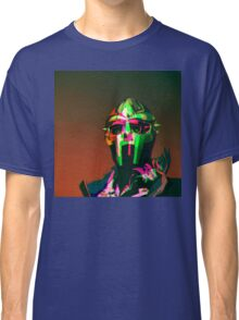 MF DOOM Vector art Classic T-Shirt