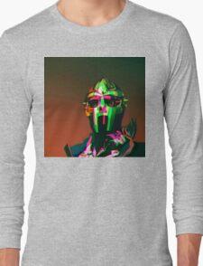 MF DOOM Vector art Long Sleeve T-Shirt