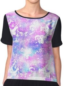 Somewhere in the space... Chiffon Top