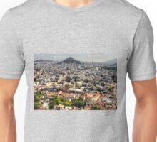 Living in Athens Unisex T-Shirt