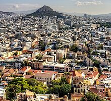 Living in Athens by Tom Gomez