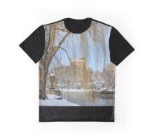 Boston Public Garden Graphic T-Shirt
