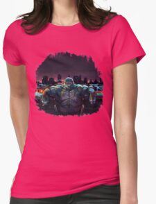 Cool but Rude Womens Fitted T-Shirt