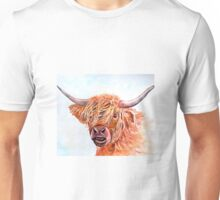 Highland Cow 2 Unisex T-Shirt