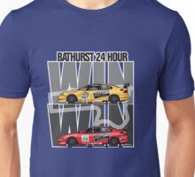 Win Win! – Holden Monaro CV8 427C Bathurst 24 Hours Winners 2002/2003 Unisex T-Shirt