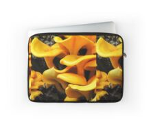 Who's Been Eating The Orange Delights?! Laptop Sleeve