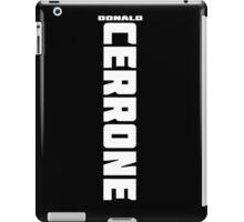 Donald Cerrone iPad Case/Skin
