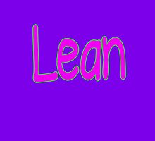 Lean. by shadeprint