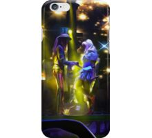 Mad T Party Alice and Hatter iPhone Case/Skin