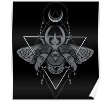 Occult Beetle Poster