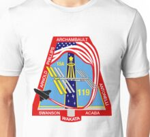 STS-119 Mission Logo Unisex T-Shirt