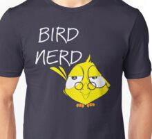 The Nerd Bird Unisex T-Shirt