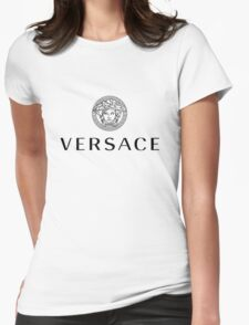 The Versace Collection Womens Fitted T-Shirt
