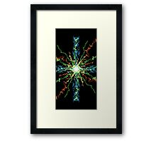 Earth Fire Water Framed Print
