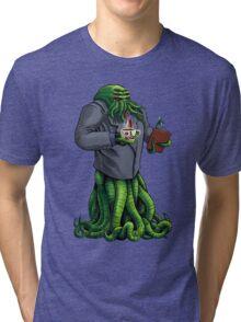 Boss Monster Tri-blend T-Shirt