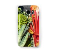 COLOURFUL VEGETABLES Samsung Galaxy Case/Skin