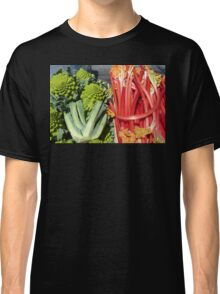 COLOURFUL VEGETABLES Classic T-Shirt