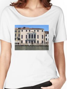 Hotel on Venice Canal Women's Relaxed Fit T-Shirt