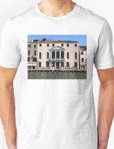 Hotel on Venice Canal T-Shirt