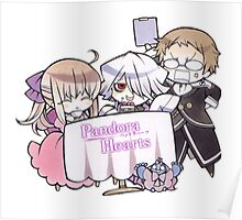 Chibi Sharon, Break & Reim (Pandora Hearts) Poster