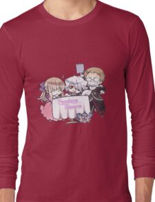 Chibi Sharon, Break & Reim (Pandora Hearts) Long Sleeve T-Shirt