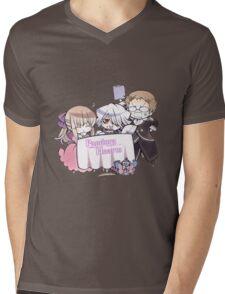 Chibi Sharon, Break & Reim (Pandora Hearts) Mens V-Neck T-Shirt