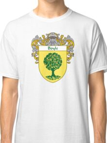 Boyle Coat of Arms/Family Crest Classic T-Shirt