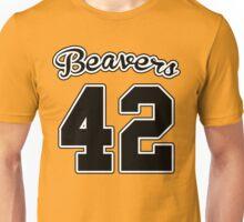 Beavers #42 Unisex T-Shirt