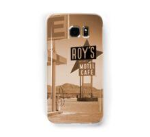 Route 66 - Roy's Motel Samsung Galaxy Case/Skin