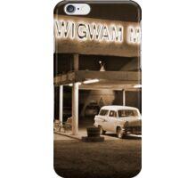 Route 66 - Wigwam Motel iPhone Case/Skin