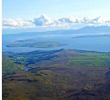 Isle of Arran, Bute, Cumbrae  by youmeus