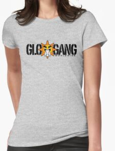 GloGang World Wide! Womens Fitted T-Shirt