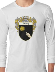 Brady Coat of Arms/Family Crest Long Sleeve T-Shirt
