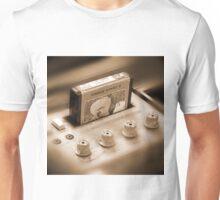 8-Track Tape Player Unisex T-Shirt