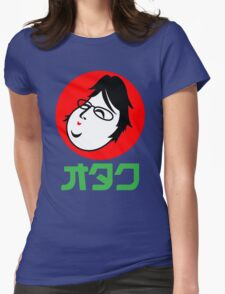Otaku Foods Womens Fitted T-Shirt