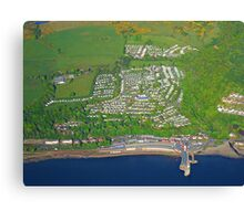 Wemyss Bay Scotland Canvas Print