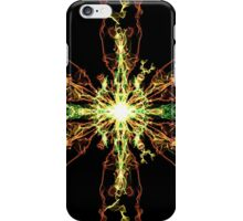 Fire in the Woods iPhone Case/Skin