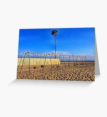 Venice Beach - CA Greeting Card