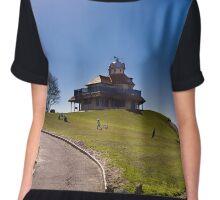 Fleetwood-The Mount Pavilion Chiffon Top