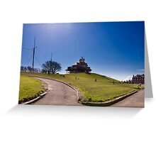Fleetwood-The Mount Pavilion Greeting Card