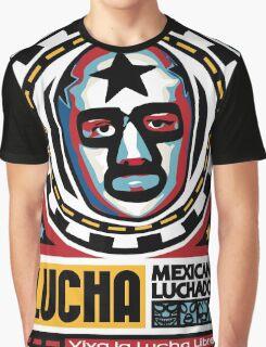 LUCHADOR UNO Graphic T-Shirt