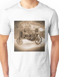 Cast Iron Toys Unisex T-Shirt
