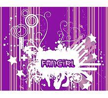 Fangirl Photographic Print