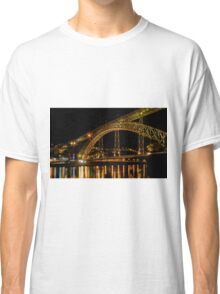 The City At Night Classic T-Shirt