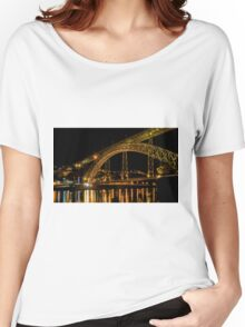 The City At Night Women's Relaxed Fit T-Shirt