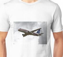 Sukhoi Superjet 100/95 - 97005 Unisex T-Shirt